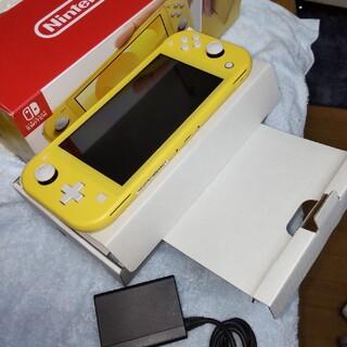 Nintendo Switch - スイッチライト イエロー