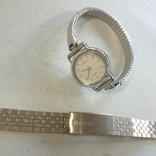 CASIO - CASIO 腕時計 腕時計バンド カシオ 2点セット