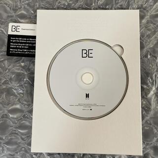 防弾少年団(BTS) - BTS BE CD 未再生品 QRコード 記念ステッカー