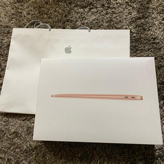 Mac (Apple) - MacBook  Air M1 2020 ゴールド