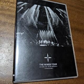 BTS  2017 DVD    WING