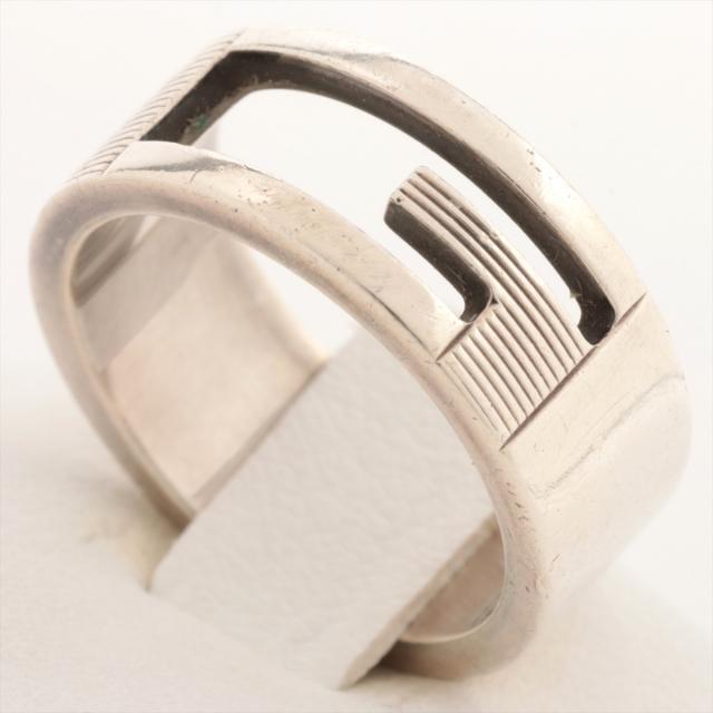 Gucci(グッチ)のグッチ  925  シルバー レディース リング・指輪 レディースのアクセサリー(リング(指輪))の商品写真