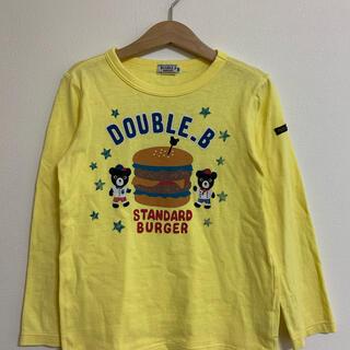 DOUBLE.B - ミキハウス ダブルビー ロングTシャツ