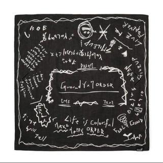 Yohji Yamamoto - Ground Y × 7ORDER コラボスカーフ