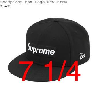 Supreme - Supreme Champions New Era 7 1/4