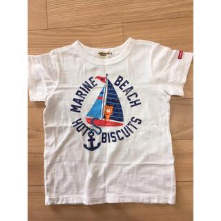 ホットビスケッツ(HOT BISCUITS)の【中古品】ホットビスケッツ Tシャツ110(Tシャツ/カットソー)