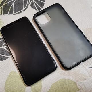 アイフォーン(iPhone)のiPhone 11 Pro シルバー 64 GB SIMフリー(スマートフォン本体)