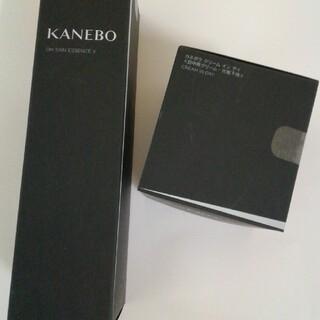 Kanebo - カネボウ オンスキンエッセンスVとクリームインデイ