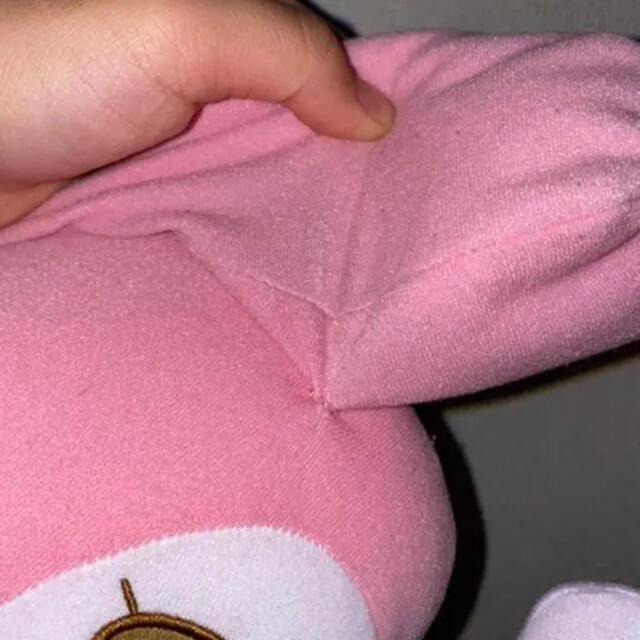 マイメロディ(マイメロディ)のサンリオ マイメロディ 不思議の森のBIGぬいぐるみ エンタメ/ホビーのおもちゃ/ぬいぐるみ(ぬいぐるみ)の商品写真