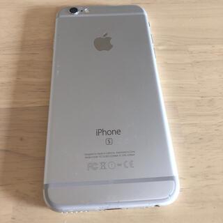 Apple - SIMフリー iPhone6s 64GB シルバー