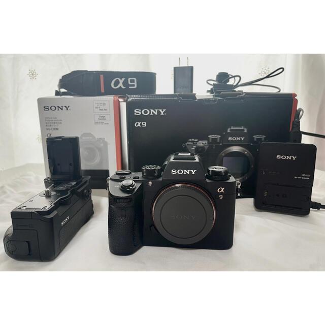 SONY(ソニー)のSONY α9    専用出品!! スマホ/家電/カメラのカメラ(ミラーレス一眼)の商品写真