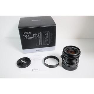 LEICA - Voigtlander ULTRON 28mm F2
