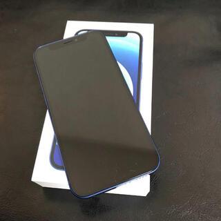 Apple - iPhone12 mini ブルー 128GB 美品