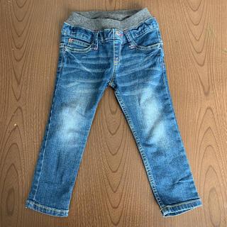 ニシマツヤ(西松屋)の【未使用品】デニムパンツ ズボン 95㎝(パンツ/スパッツ)