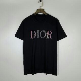 Christian Dior - 絶大な人気*DIOR*半袖   ブラック L