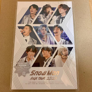 Johnny's - Snow Man ASIA TOUR 2D.2D. 通常盤 Blu-ray