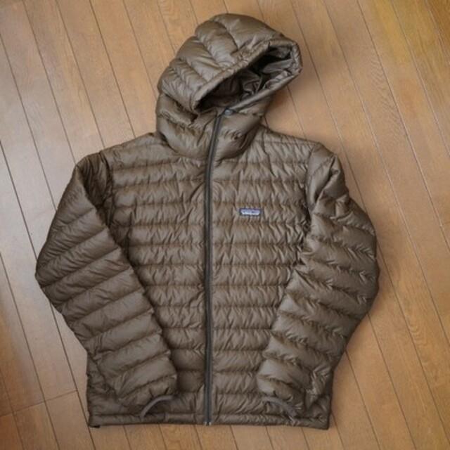 patagonia(パタゴニア)のpatagonia フーディ ダウンパーカー ダウンセーター パタゴニア メンズのジャケット/アウター(ダウンジャケット)の商品写真