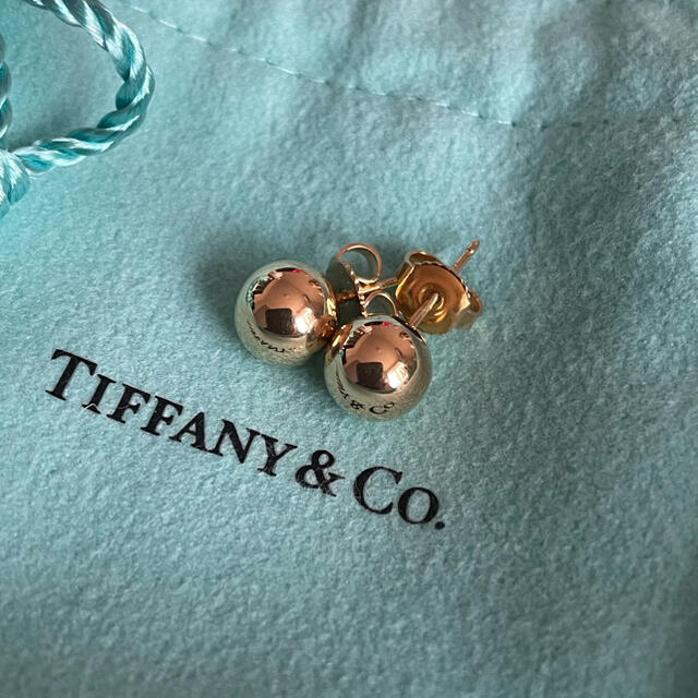 Tiffany & Co.(ティファニー)のティファニー Tiffany ハードウェア ボールピアス k18 レディースのアクセサリー(ピアス)の商品写真