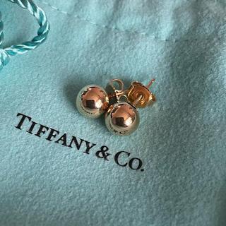 Tiffany & Co. - ティファニー Tiffany ハードウェア ボールピアス k18