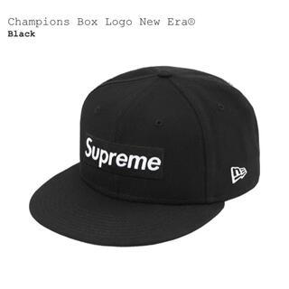 Supreme - Supreme Champions Box Logo New Era