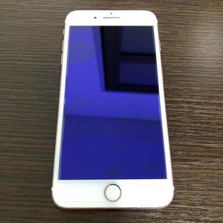 iPhone - iPhone7 Plus RoseGold 128GB SIMフリー