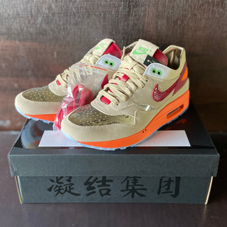 NIKE - CLOT NIKE AIR MAX1 KISS OF DEATH 26.5cm