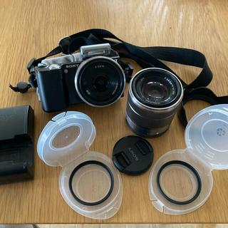 SONY - SONY 一眼カメラ NEXー5D
