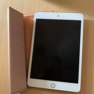 iPad - 美品 iPad mini 5 64GB ゴールド Wi-Fiモデル 整備済製品