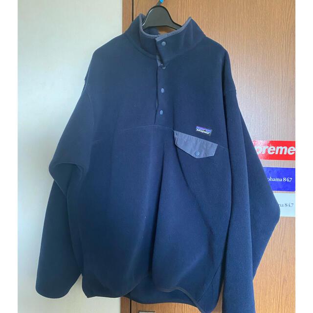 patagonia(パタゴニア)のパタゴニア シンチラ スナップT プルオーバー  メンズのジャケット/アウター(ブルゾン)の商品写真
