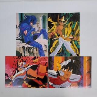 聖闘士星矢のキャラクターカード(キャラクターグッズ)