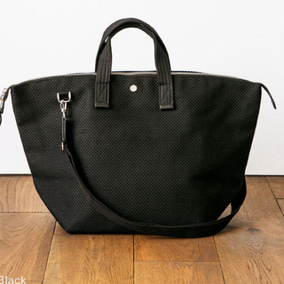キャバ CaBas N°32 Bowler bag medium ショルダー付き(トートバッグ)