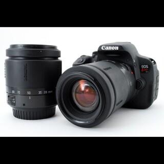 Canon - キャノン Canon EOS Kiss X7i Wレンズセット#742555
