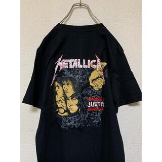 Supreme - METALLICA メタリカ 90s バンドTシャツ バンド ロック カート