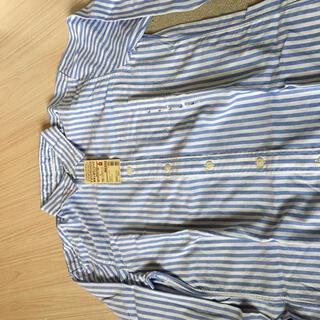 MUJI (無印良品) - 無印 ボタンダウンシャツ メンズ
