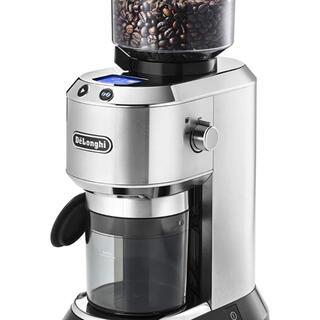 デロンギ(DeLonghi)のポリよさん専用デロンギ デディカ コーン式コーヒーグラインダー KG521J-M(電動式コーヒーミル)