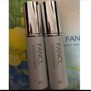FANCL - ホワイトニングエッセンスc 美白美容液 18ミリ×2本