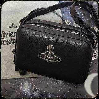 Vivienne Westwood - 新品・Johanna Camera Bag (Black)