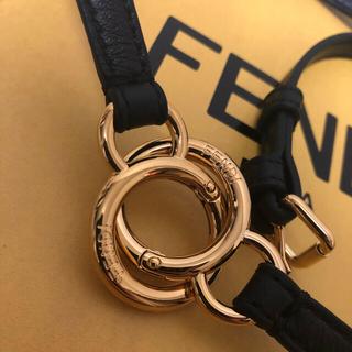 フェンディ(FENDI)のFENDI ベルト 箱 袋付き(ベルト)