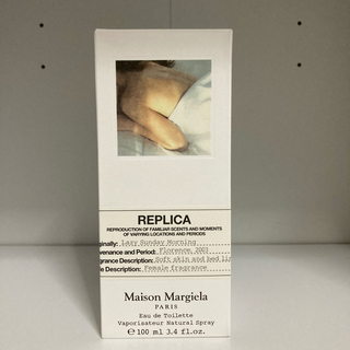 Maison Martin Margiela - 【新品】メゾン マルジェラ レプリカ レイジーサンデーモーニング