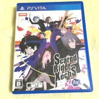 プレイステーションヴィータ(PlayStation Vita)のスカーレッドライダーゼクス Rev. Vita(携帯用ゲームソフト)