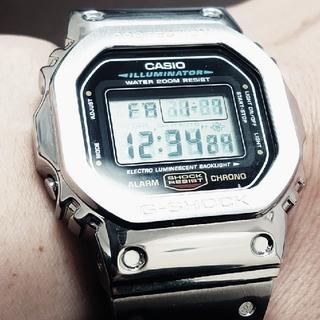 G-SHOCK - カシオ CASIO G-SHOCK DW-5600E フルメタルカスタム