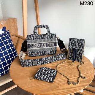 Christian Dior - ☆ディオールDior ショルダーバッグ 3点セット