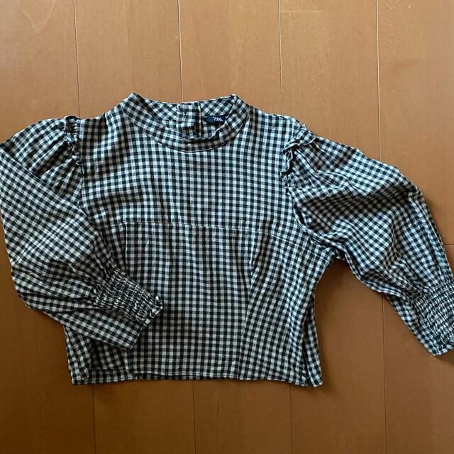 ZARA(ザラ)のZARA♡ブラウス レディースのトップス(シャツ/ブラウス(長袖/七分))の商品写真