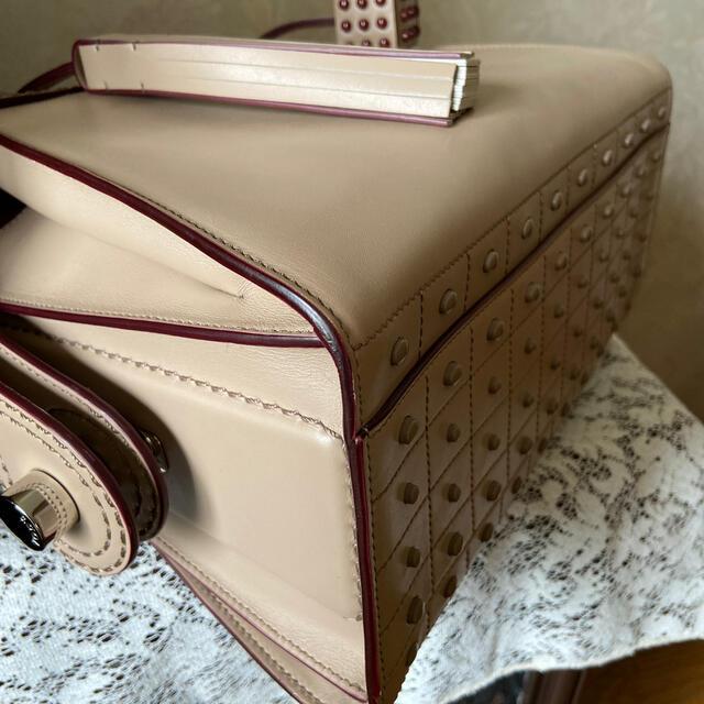 TOD'S(トッズ)のTOD'Sバッグ極美品 レディースのバッグ(ハンドバッグ)の商品写真