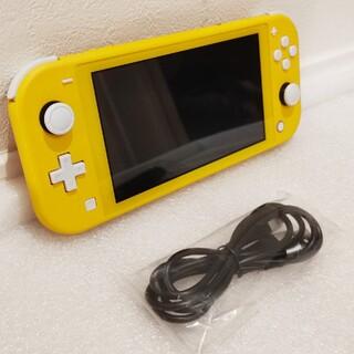 Nintendo Switch - ニンテンドースイッチライト イエロー 美品 Nintendo Switch