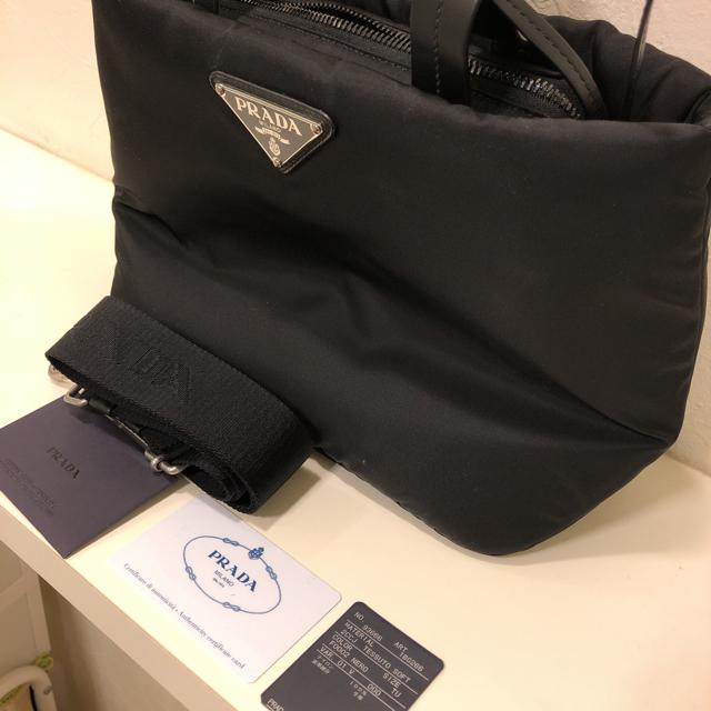 PRADA(プラダ)のPRADA プラダ トートバッグ 1BG266 レディースのバッグ(トートバッグ)の商品写真