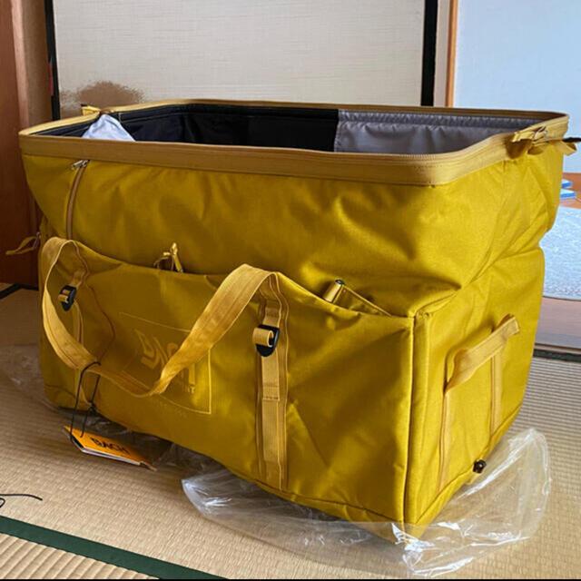 MARMOT(マーモット)のBACH ダッフルバッグ 110L メンズのバッグ(バッグパック/リュック)の商品写真