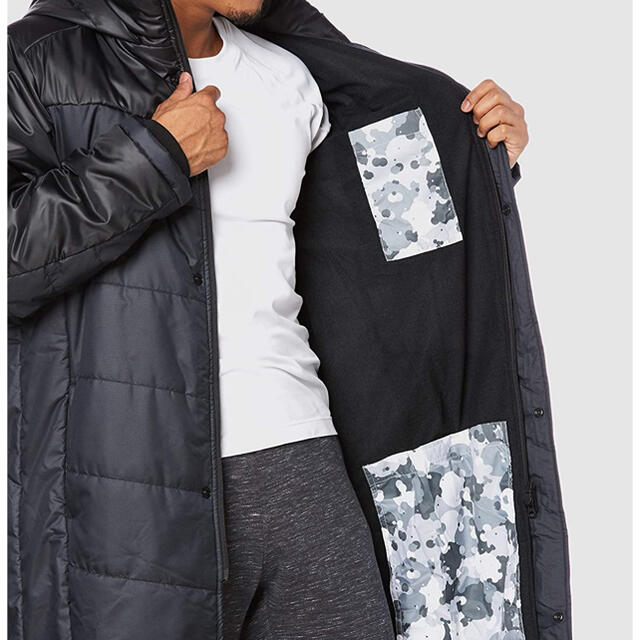 Oakley(オークリー)のOAKLEY ダウン ベンチコート メンズのジャケット/アウター(ダウンジャケット)の商品写真