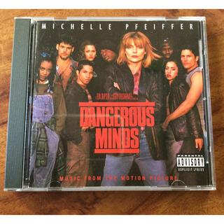 【輸入盤CD】「 デンジャラス・マインド  」オリジナル・サウンドトラック (映画音楽)