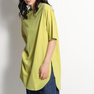 niko and... - 新品未使用タグ付きニコアンドniko andサイズ4ロングテイル半袖Tシャツ